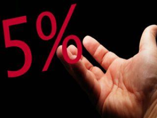 5percent