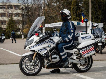 Moto politist